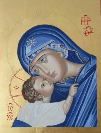Madonna San Salvatore in Chora